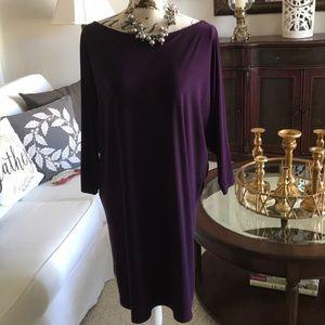 MSK Trapeze Style Dress